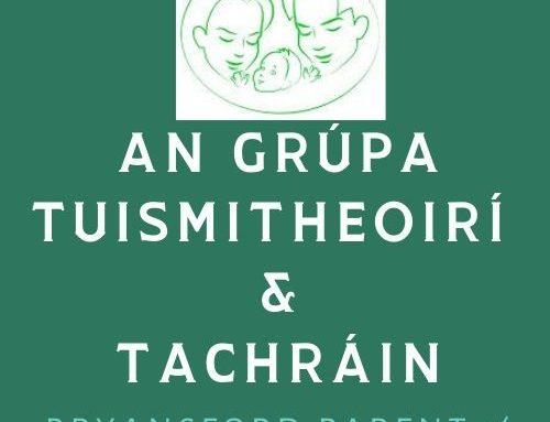 Grúpa Tuismitheoirí agus Tachráin Áth Bhriain