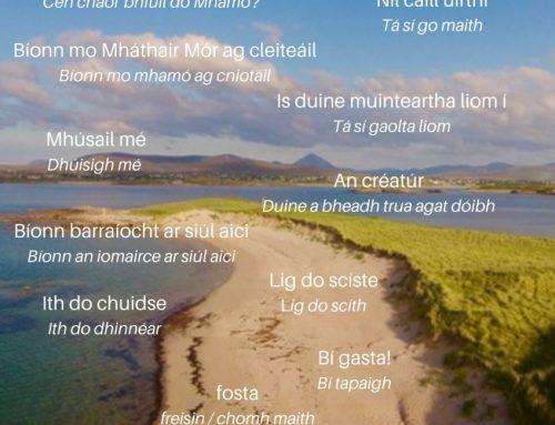 Gaeilge Ghaoth Dobhair