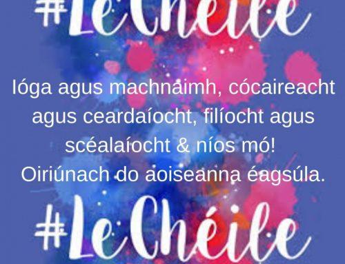 #LeChéile le Foras na Gaeilge